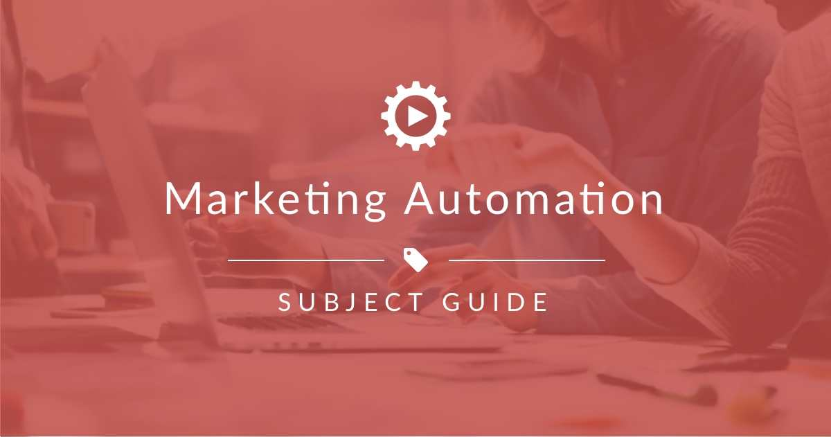 Marketing Automation Guide